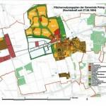Poing_Wohnbaugebiet_Am Bergfeld_Flächennutzungsplan